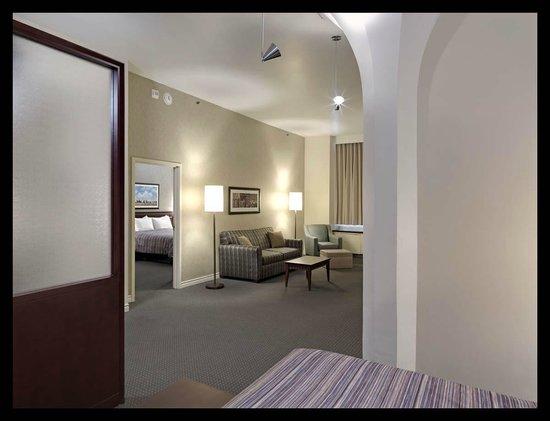 Le Square Phillips Hotel & Suites : Family Suite