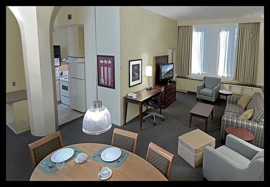 Two Bedroom Suite Picture of Le Square Phillips Hotel Suites