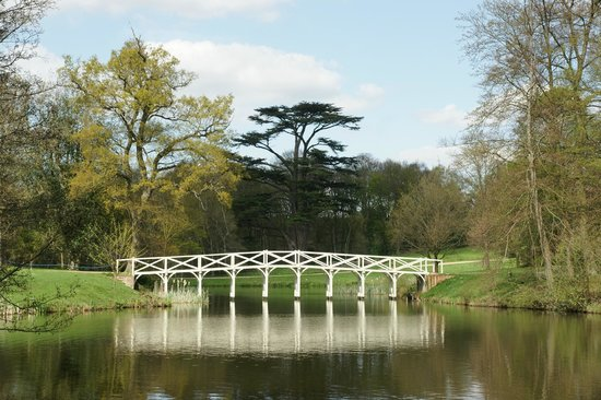The Chinese bridge - Picture of Painshill, Cobham - Tripadvisor