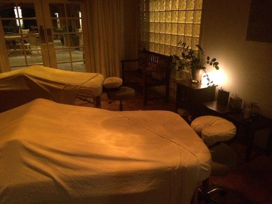 Sierra Grande Lodge & Spa: One of the massage areas