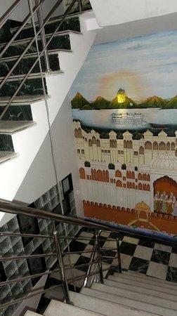 The Little Prince Heritage Home: corridor