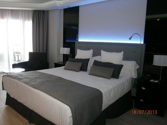 Melia Alicante: Habitación Premium