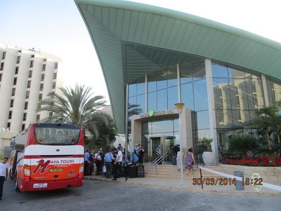 Prima Oasis Dead Sea: отель Оазис