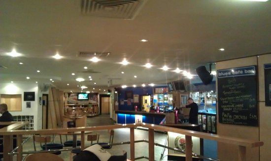 Blues Bar Ewood Park Blackburn
