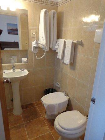 Bonne Etoile Hotel: Banheiro