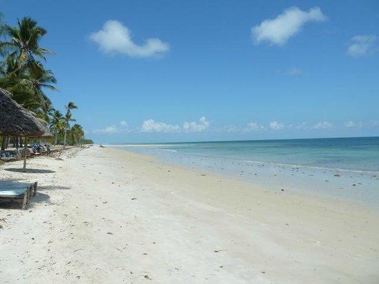 Butiama Beach: The beach in front of butiama