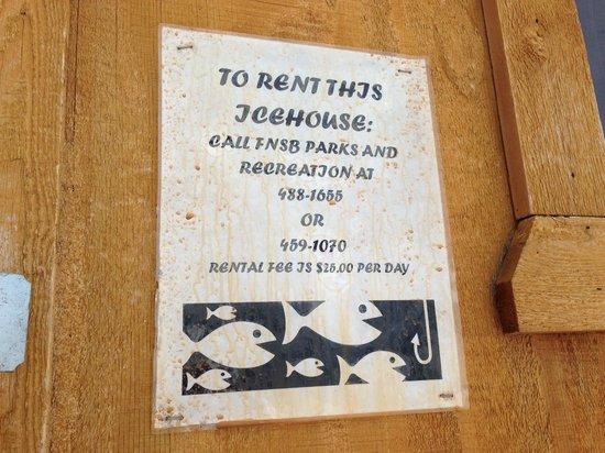 Alaska-Wildlife-Guide - Day Tours: fish house
