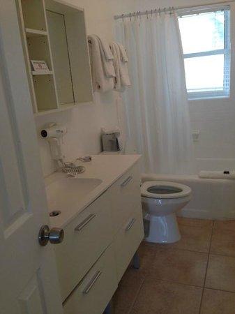 Tranquilo: Nice Bathroom
