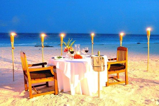 Elbow Beach Bermuda Private Dinner Experience