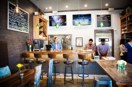 Chop Street: Our new bar featuring 12 craft beers on tap