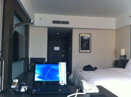 Millennium Seoul Hilton : Kamar