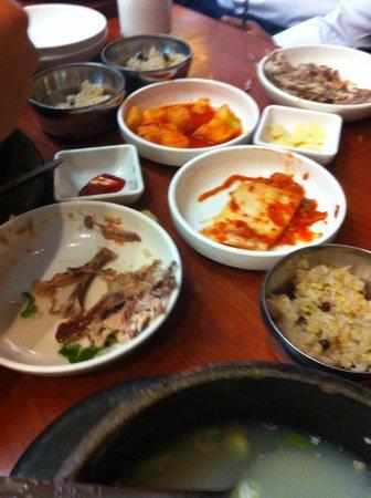 Millennium Seoul Hilton : Lunch