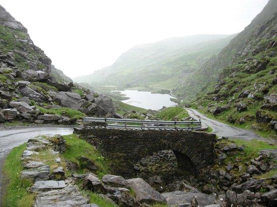 Gap of Dunloe : Килларни Ирландия