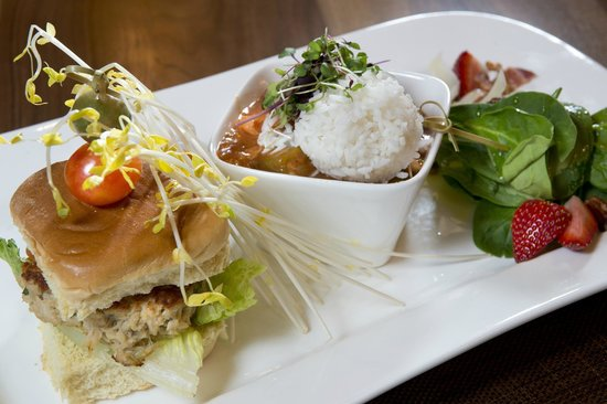Live Oak: Lowcountry-inspired cuisine