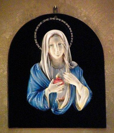 Santuario Madonna delle Lacrime : Die weinende Jungfrau