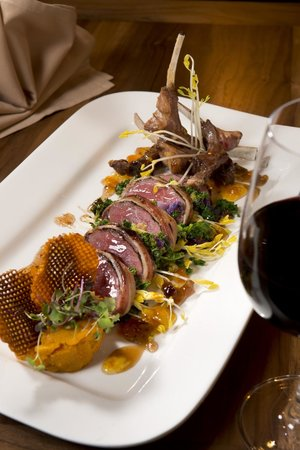 Live Oak: Lowcountry-inspired cuisine.
