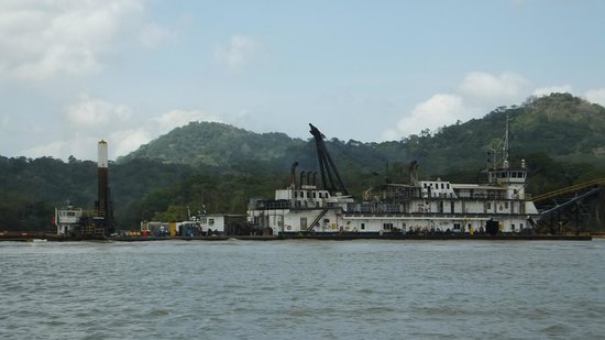 Panama Canal Boat Eco Tour: Panama Canal Expansion