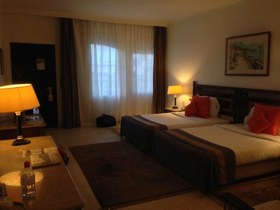 Maritim Jolie Ville Royal Peninsula Hotel & Resort: Room Again