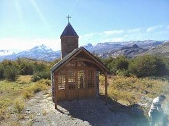 La capilla de Estancia Cristina