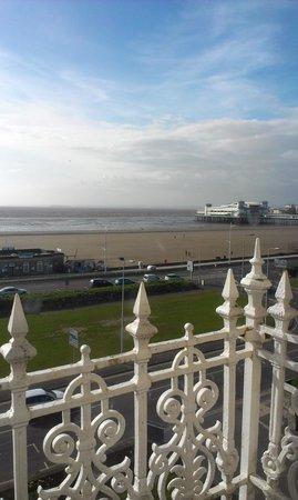 The Grand Atlantic Hotel: the grand pier