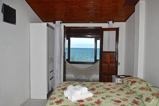 Pousada Agua Viva: Suite frente ao Mar