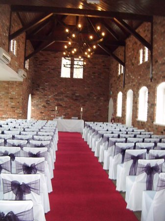 Doubletree by Hilton Chester : Wedding venue