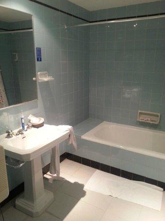 Hotel Terramar: baño