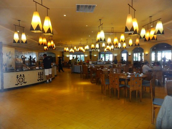 Club Med Columbus Isle: Restaurant