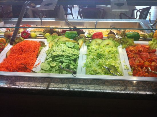 IFA Interclub Atlantic Hotel: Salad