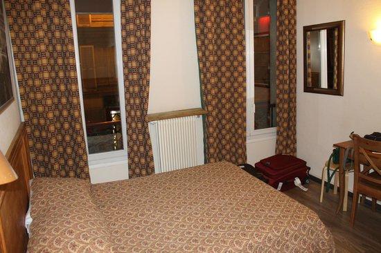 Fiat Hotel: В номере