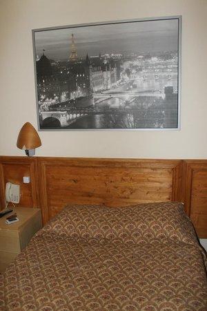 Fiat Hotel: Спальное место