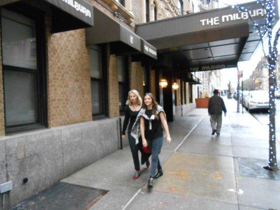 The Milburn Hotel: hotel milburn