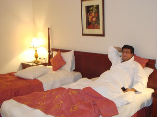 Caribbean World Resorts Soma Bay : الراحة التامة