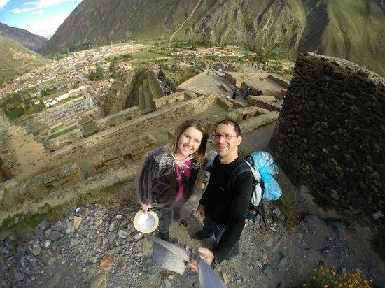 Archaeological Park Ollantaytambo: Lugar muito lindo