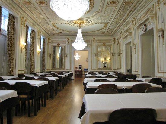 Hotel Borges Chiado : Speisesaal