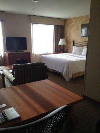Hilton Garden Inn Phoenix Airport : Nice Room