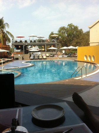 Whispering Palms Beach Resort : Pool