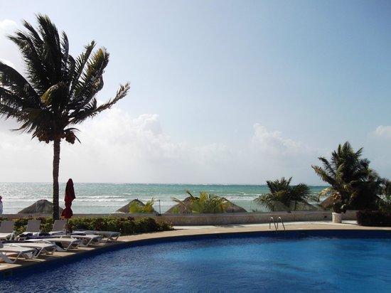 Azul Beach Resort Sensatori Mexico : our great view