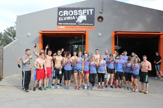 ‪CrossFit Elviria‬