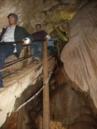 Mercer Caverns : Stairs
