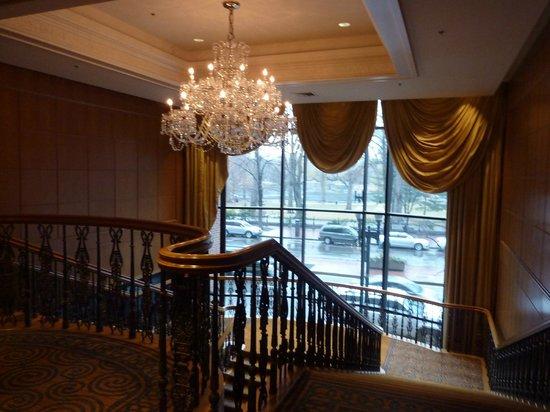 Four Seasons Hotel Boston: view of public gardens
