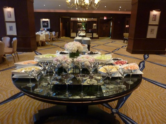 Four Seasons Hotel Boston: day after brunch