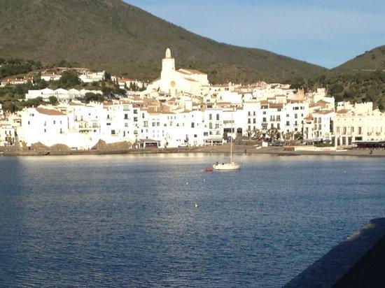 Hotel Playa Sol : Vista desde la terraza de la habitacion