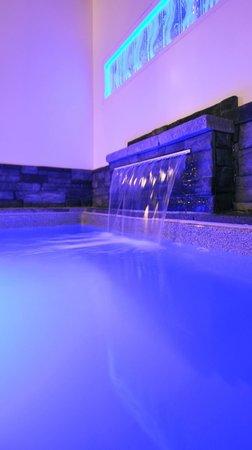 Spa le Marion: bassins chauds