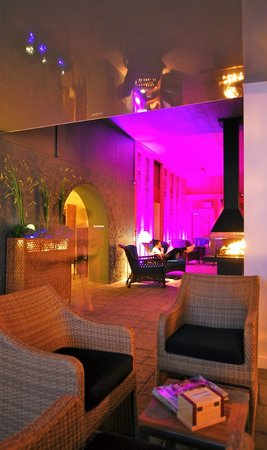 Spa le Marion: lounge