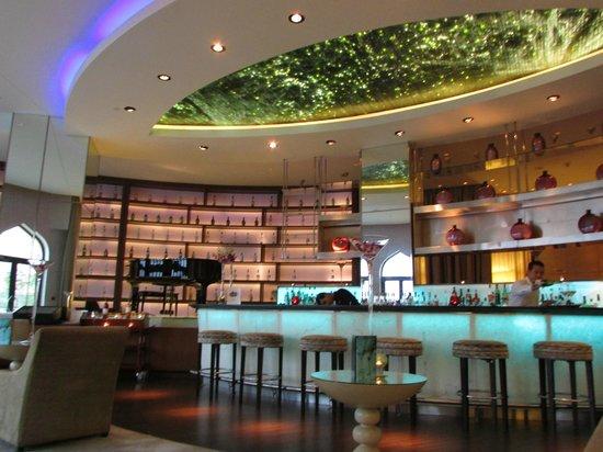 Shangri La Barr Al Jissah Resort & Spa-Al Bandar : pianobar