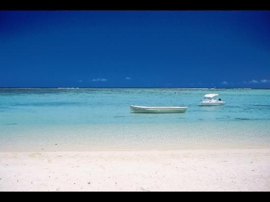 Trou aux Biches Beachcomber Golf Resort & Spa: paradiso