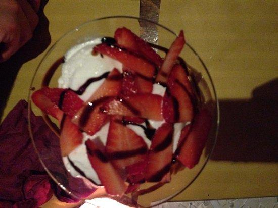 Da Mamo : Best dessert!