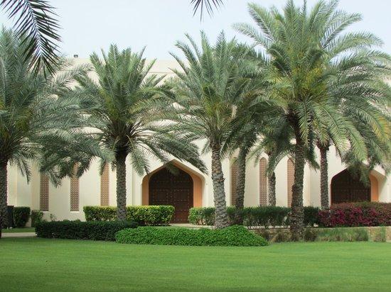 Shangri La Barr Al Jissah Resort & Spa-Al Bandar : tuin