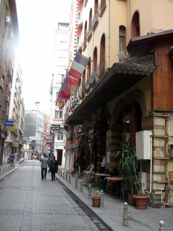 Historical Preferred Hotel Old City: Hotel